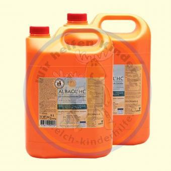 Albaöl® HC 2x5 l (extra hoher Omega-3-Fettsäurenanteil)