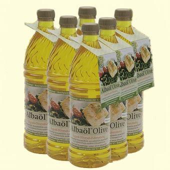 Albaöl® Olive 6 x 0,75 Liter Flaschen