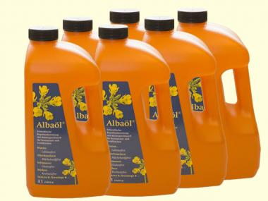 Albaöl® Traditional 6x2 l Flaschen