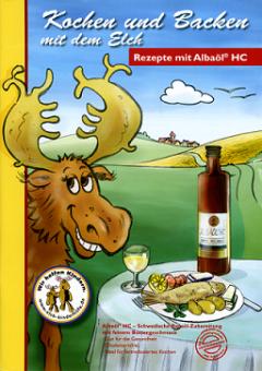 Kochen und Backen mit dem Elch Kochbuch 2. Auflage