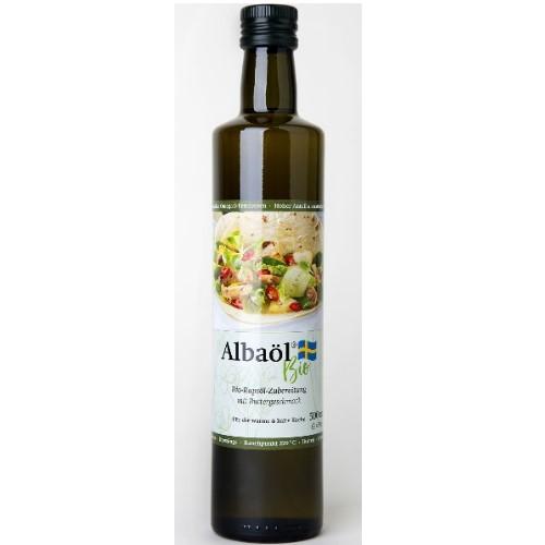 Rapsodi® Bio-Rapsöl-Zubereitung mit Buttergeschmack