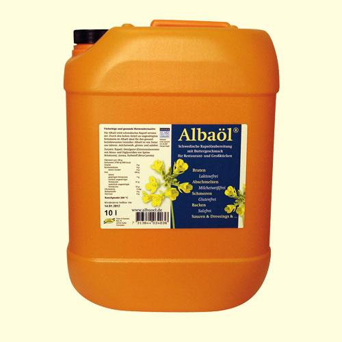 Albaöl® 10 Liter