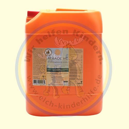 Albaöl® HC 10 l (extra hoher Omega-3-Fettsäurenanteil)