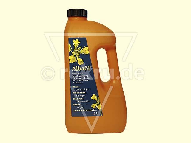 Albaöl® Traditional 2 l Flasche